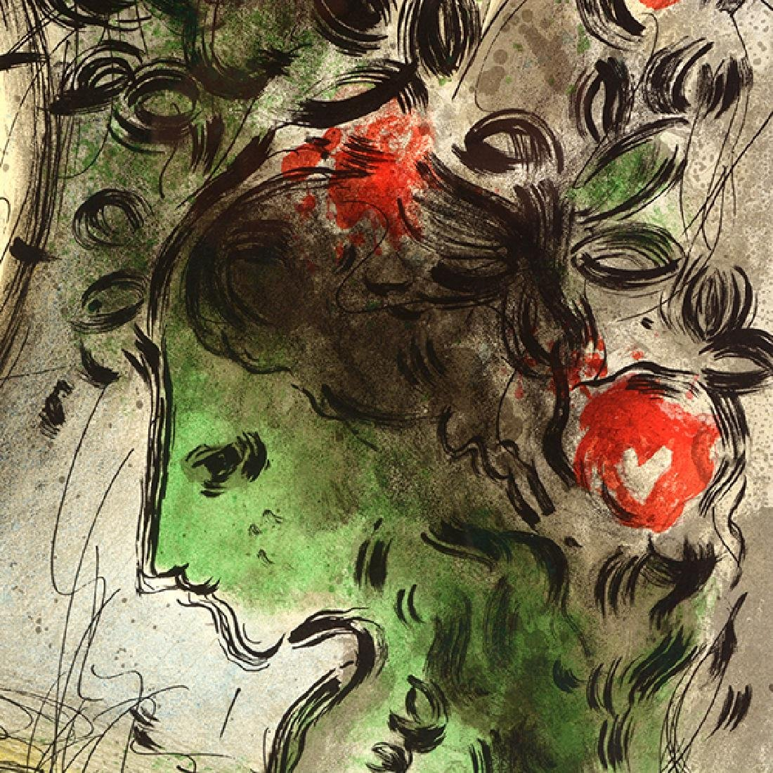 "Marc Chagall """"L'Oiseau Bleu- SeptiËme Biennale de - 3"