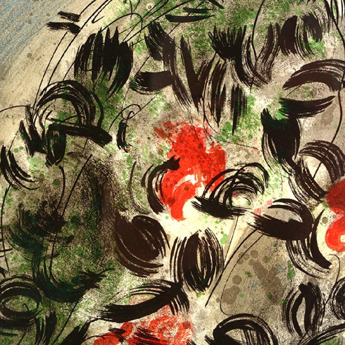 "Marc Chagall """"L'Oiseau Bleu- SeptiËme Biennale de - 7"