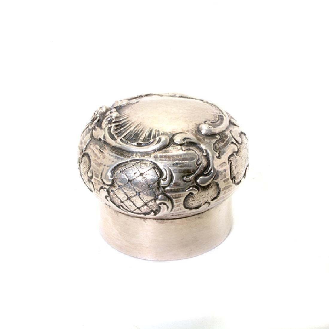 Collection of Sterling Hollowware - 8