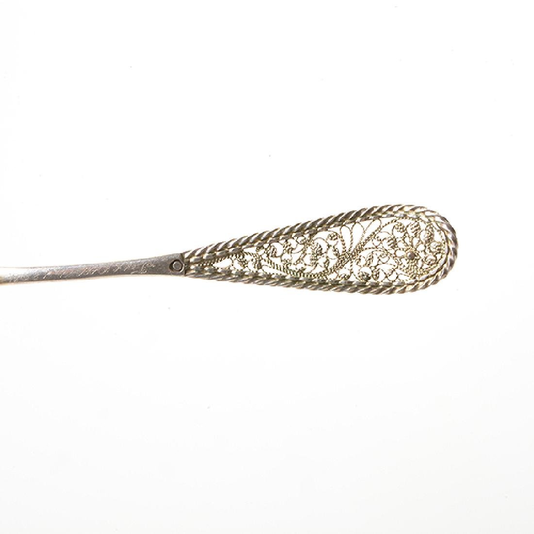 Collection of Sterling Flatware and Hollowware - 7