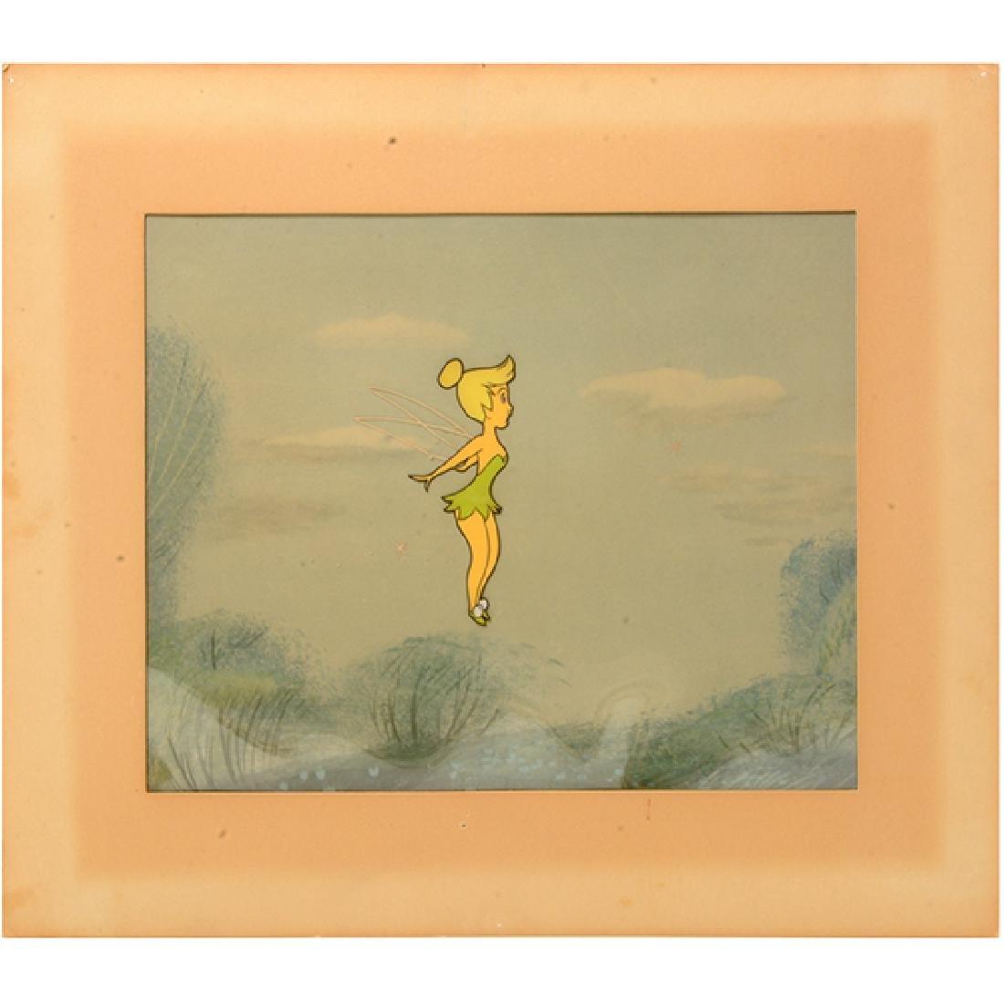 Disney's Peter Pan Tinker Bell Cel