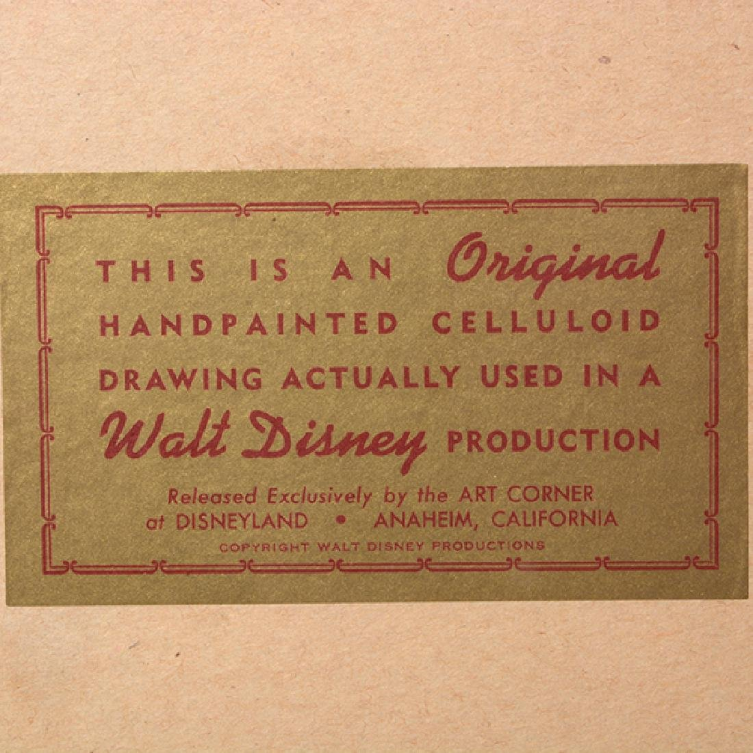Disney's Peter Pan Tinker Bell Cel - 4