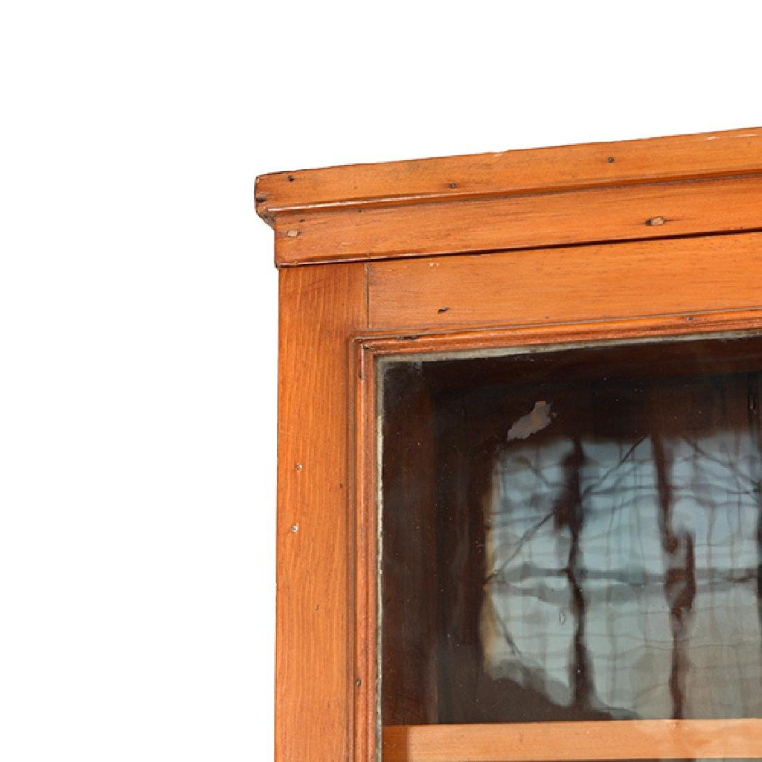 American Federal Maple, Pine, and Walnut Cabinet - 5