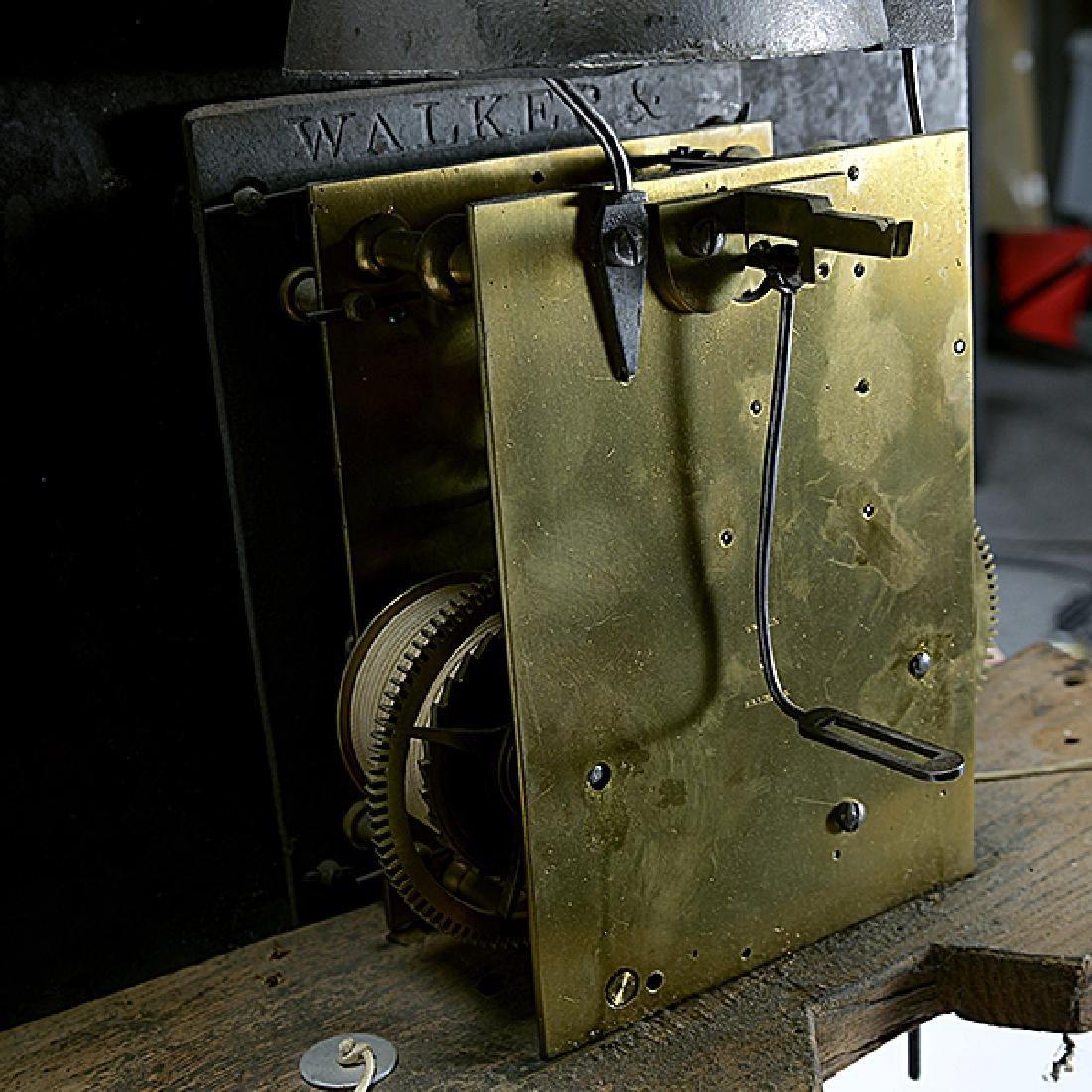 Victorian Long Case Clock - 2