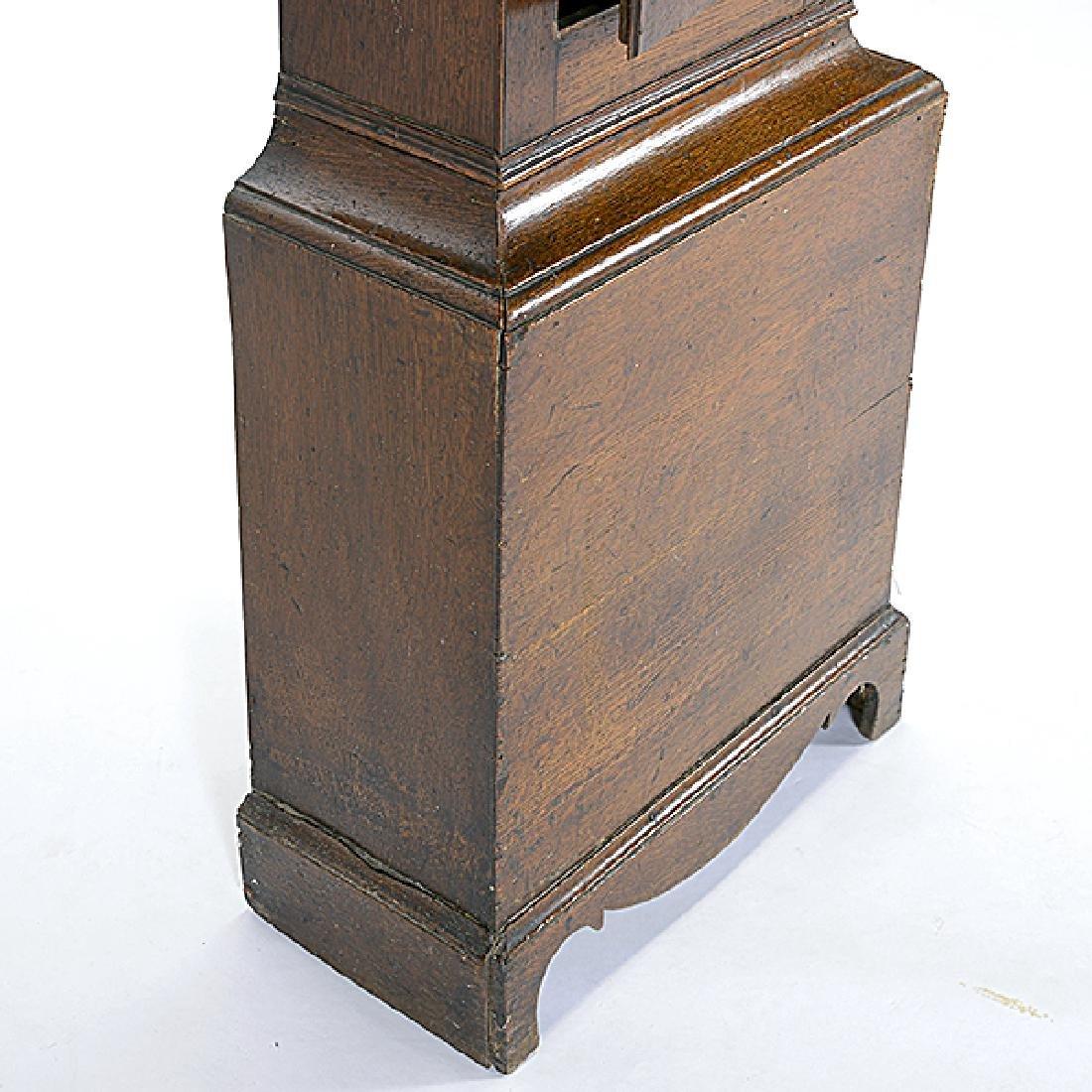 Victorian Long Case Clock - 5