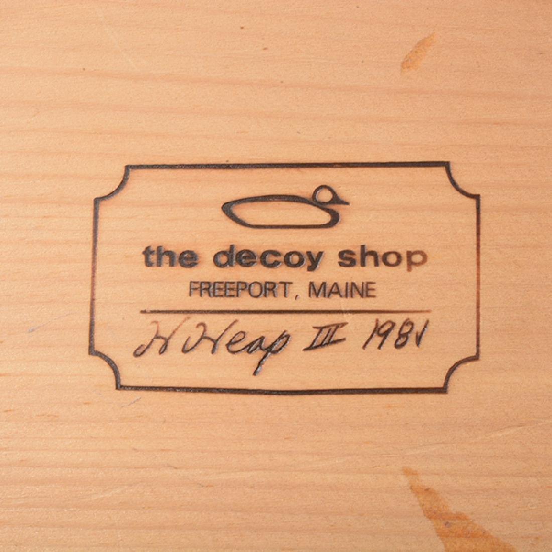 Five Duck Decoys - 3
