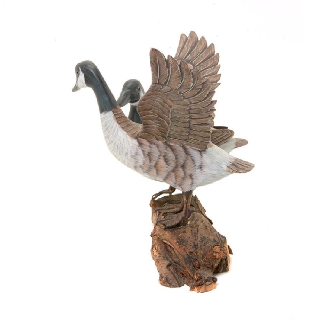 Five Duck Decoys - 5