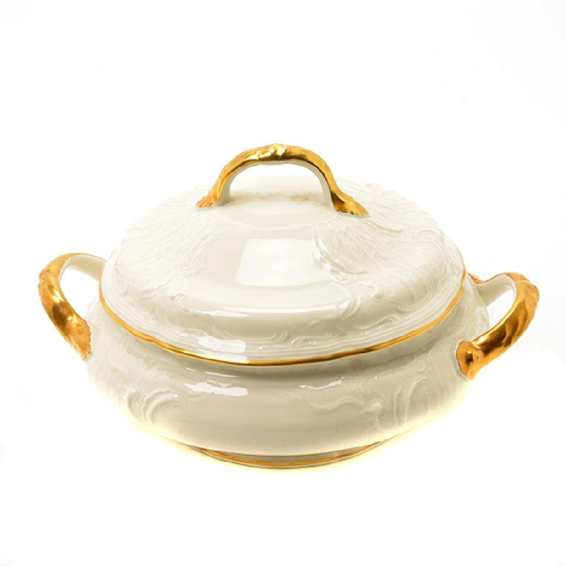 Rosenthal Sans Souci Porcelain Dinner Service - 10