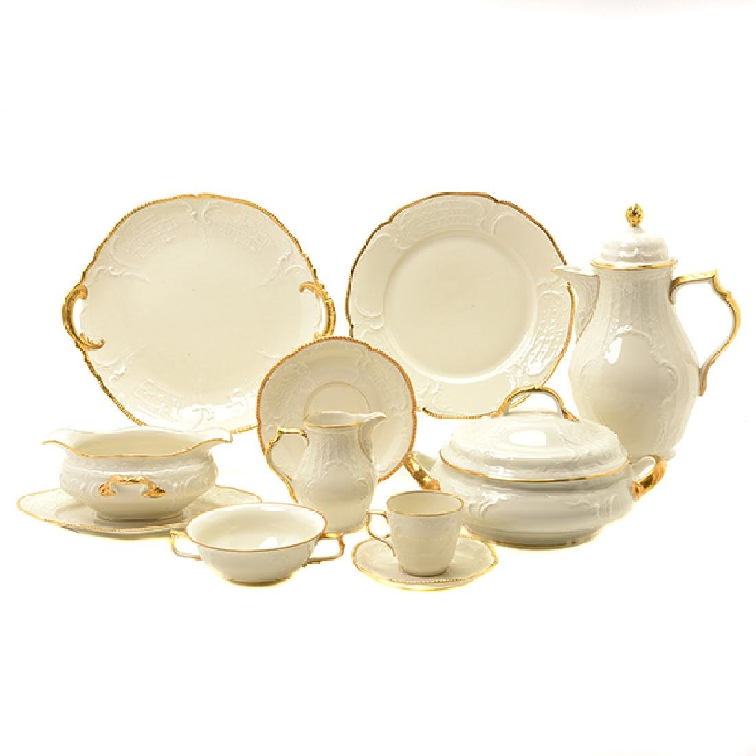 Rosenthal Sans Souci Porcelain Dinner Service