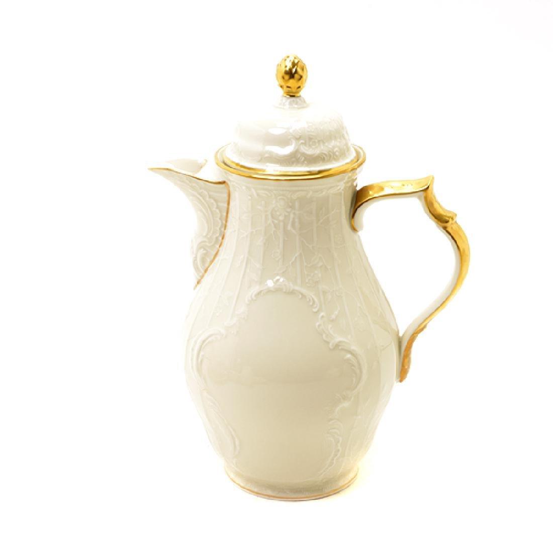 Rosenthal Sans Souci Porcelain Dinner Service - 6