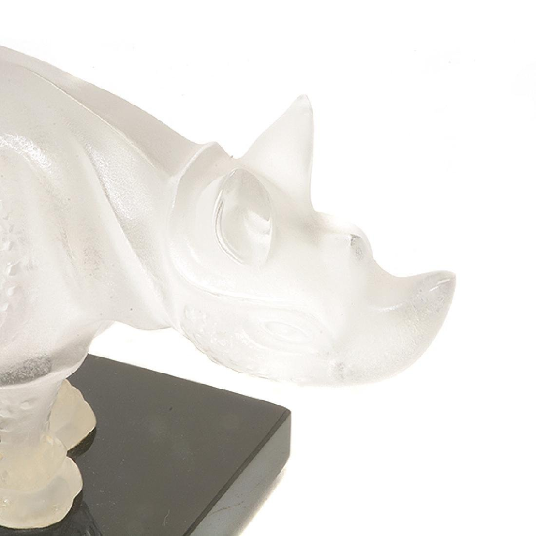 Three Lalique France Animal Figures - 3