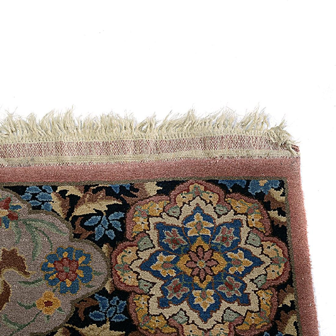 Islamic Figural Carpet Tapestry with Calligraphy: 5 - 5