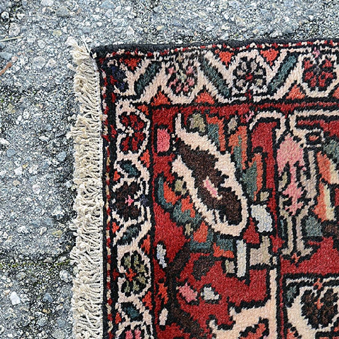 Bakhtiari Carpet: 6 feet 10 inches x 10 feet - 2
