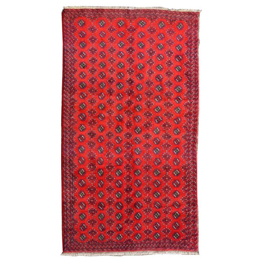 Beshir Carpet: 5 feet x 9 feet 8 inches