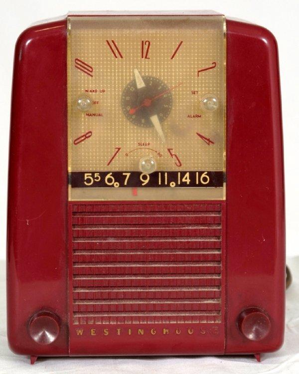 10: Rare Backalite Radio 9 x 7 x 6