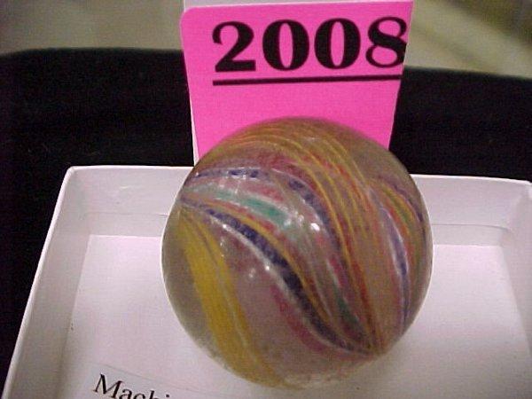 "2008: 1 3/8"" Handmade Open Core Marble"