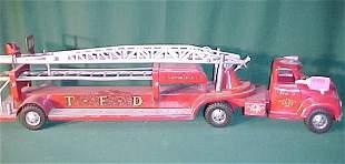 1956 Tonka Hook and Ladder Firetruck
