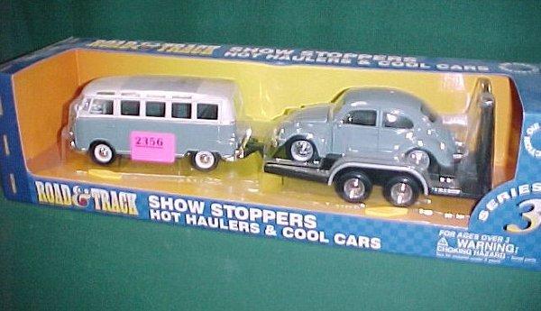 2356: Road & Track Model VW Set