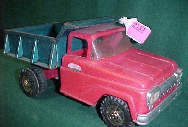 2357: 1961 Tonka Dump Truck