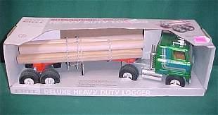 Ertl IH Logging Truck. NRFB