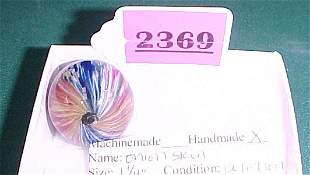 "1 ¼"" Polished Onion Skin Marble"