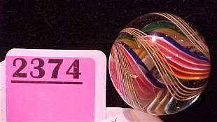 """1 3/8"""" Polished Open Core Marble"""