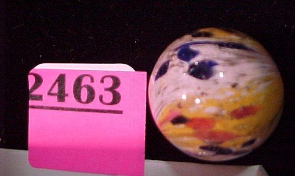 "2463: 1 1/8"" Polished Onion Skin Marble"