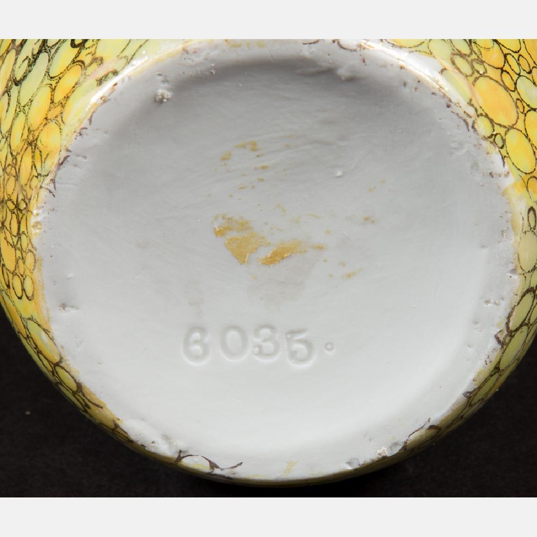 A Group of Four Porcelain Lustreware Decorative Items - 8