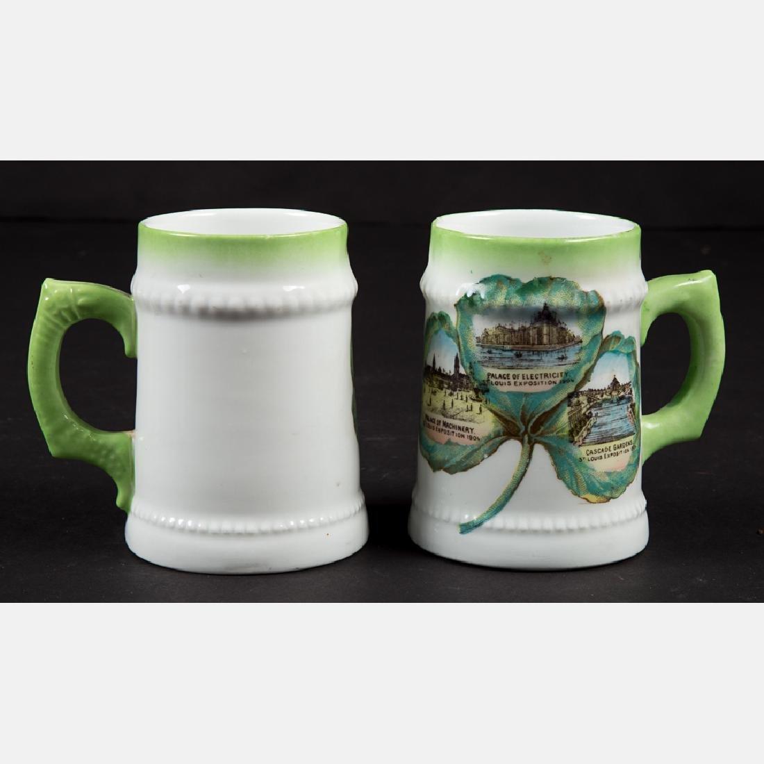 A Miscellaneous Collection of Seven Porcelain - 5