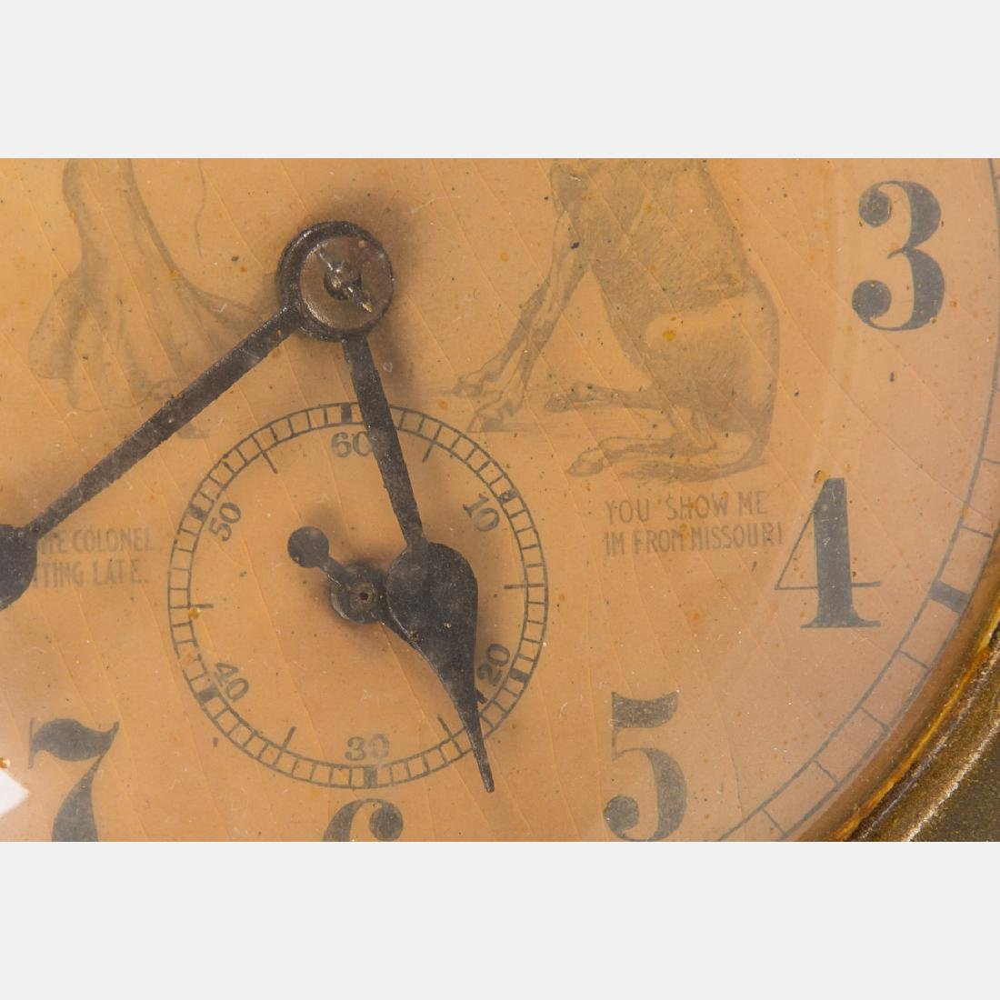 An Ingersoll Jumbo Model Gilt Pocket Watch, 20th - 3