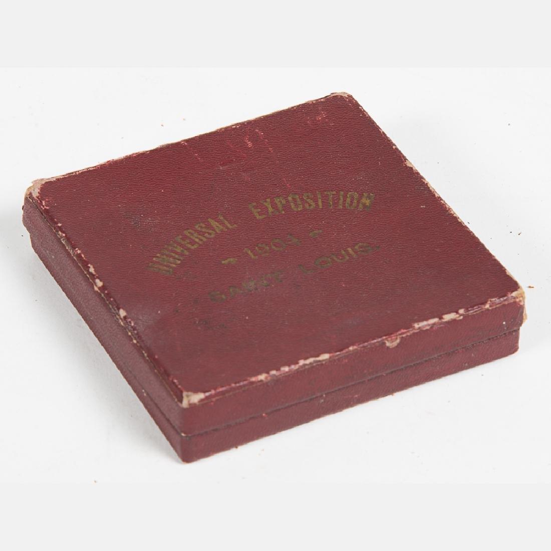 A Bronze Grand Prize Medal in Original Presentation Box - 3
