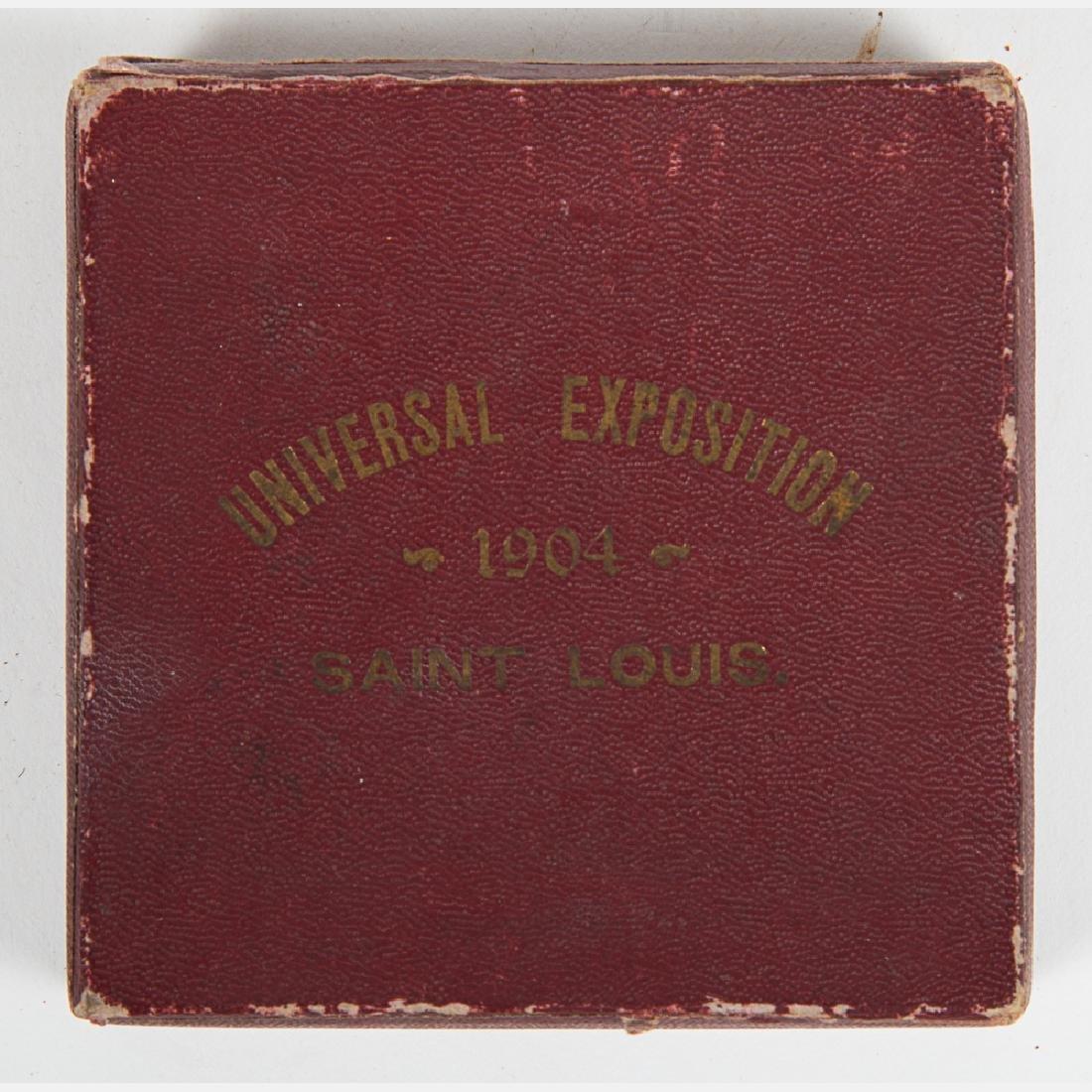 A Bronze Grand Prize Medal in Original Presentation Box - 4