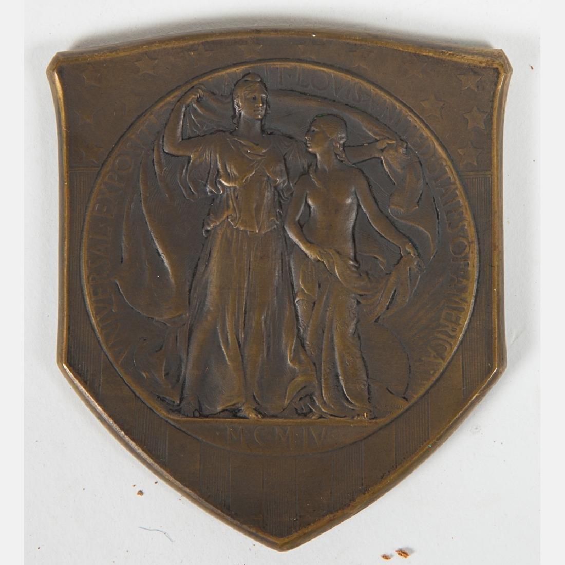 A Bronze Grand Prize Medal in Original Presentation Box - 5