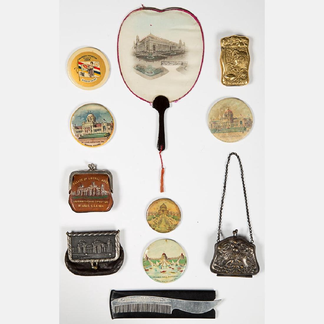 A Miscellaneous Collection of Eleven Souvenirs by