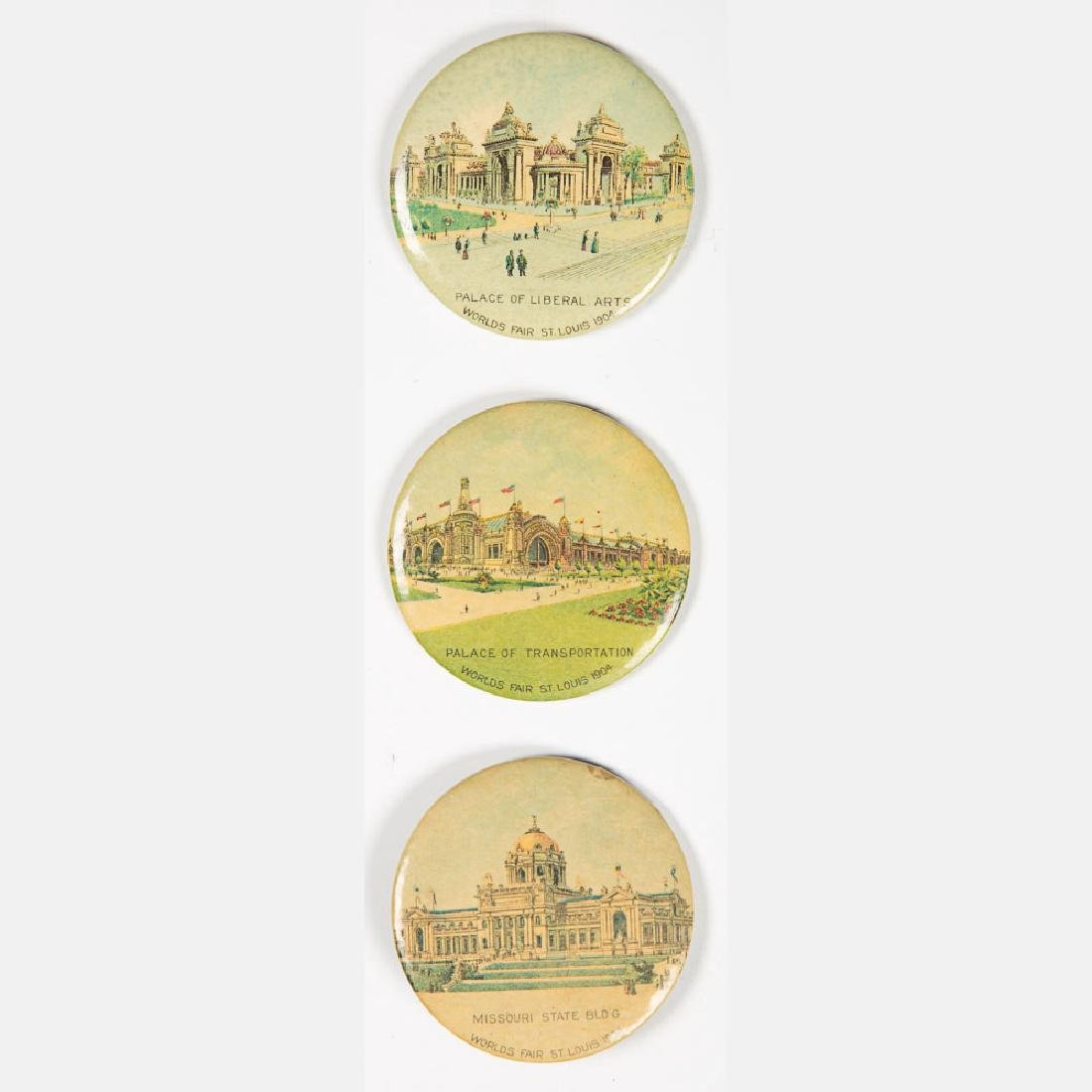 A Miscellaneous Collection of Eight Celluloid Souvenirs - 3