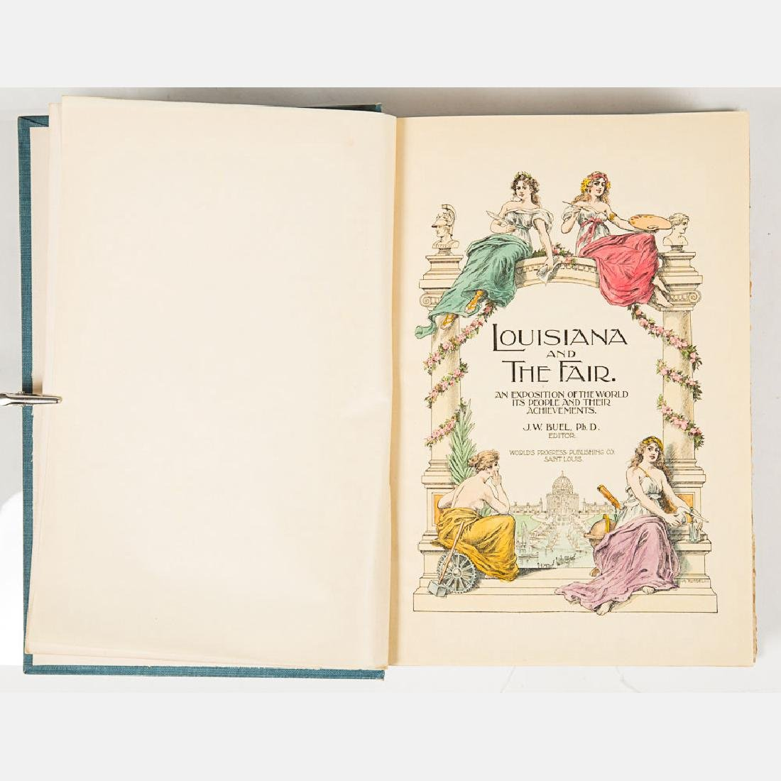 Buel, J.W. (1849-1920). ed. Louisiana and the Fair: An - 5