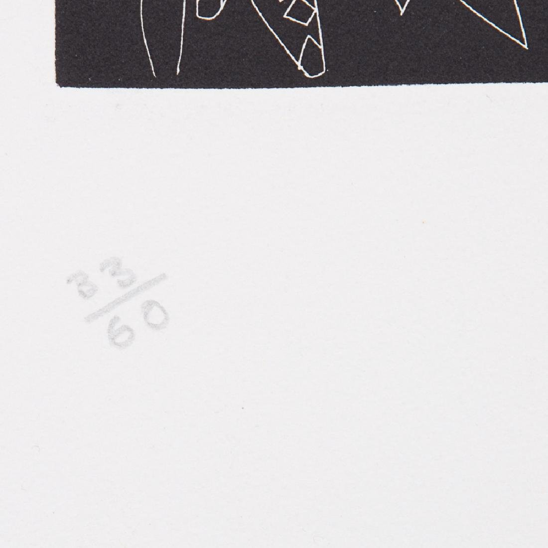 Jimmy Ernst (1920-1984) Untitled, Silkscreen, - 10