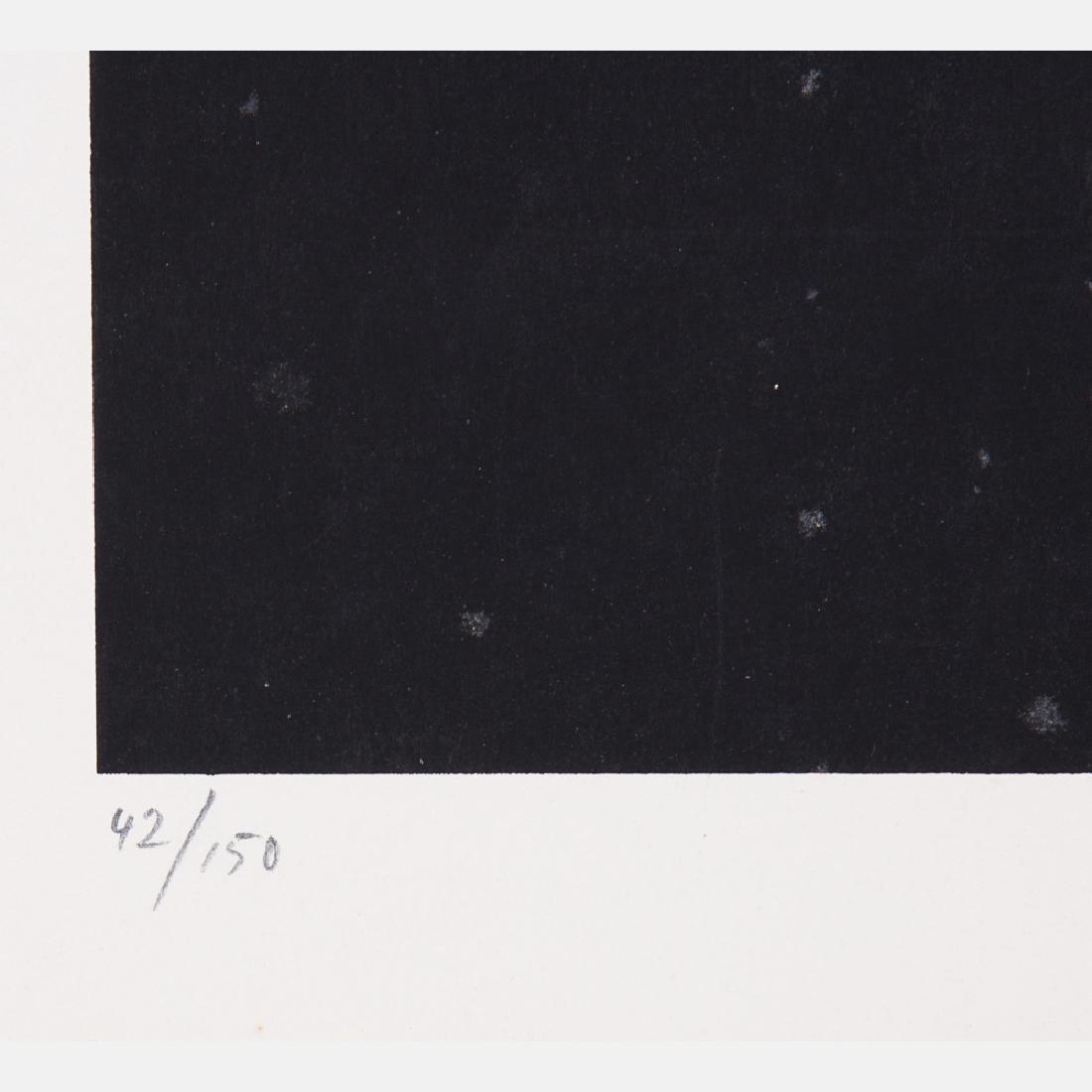 Jimmy Ernst (1920-1984) Untitled, Silkscreen, - 4