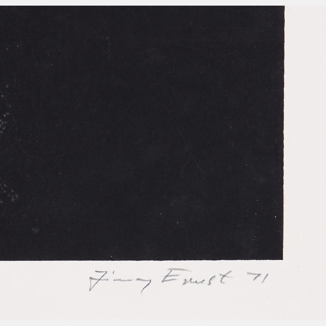 Jimmy Ernst (1920-1984) Untitled, Silkscreen, - 5