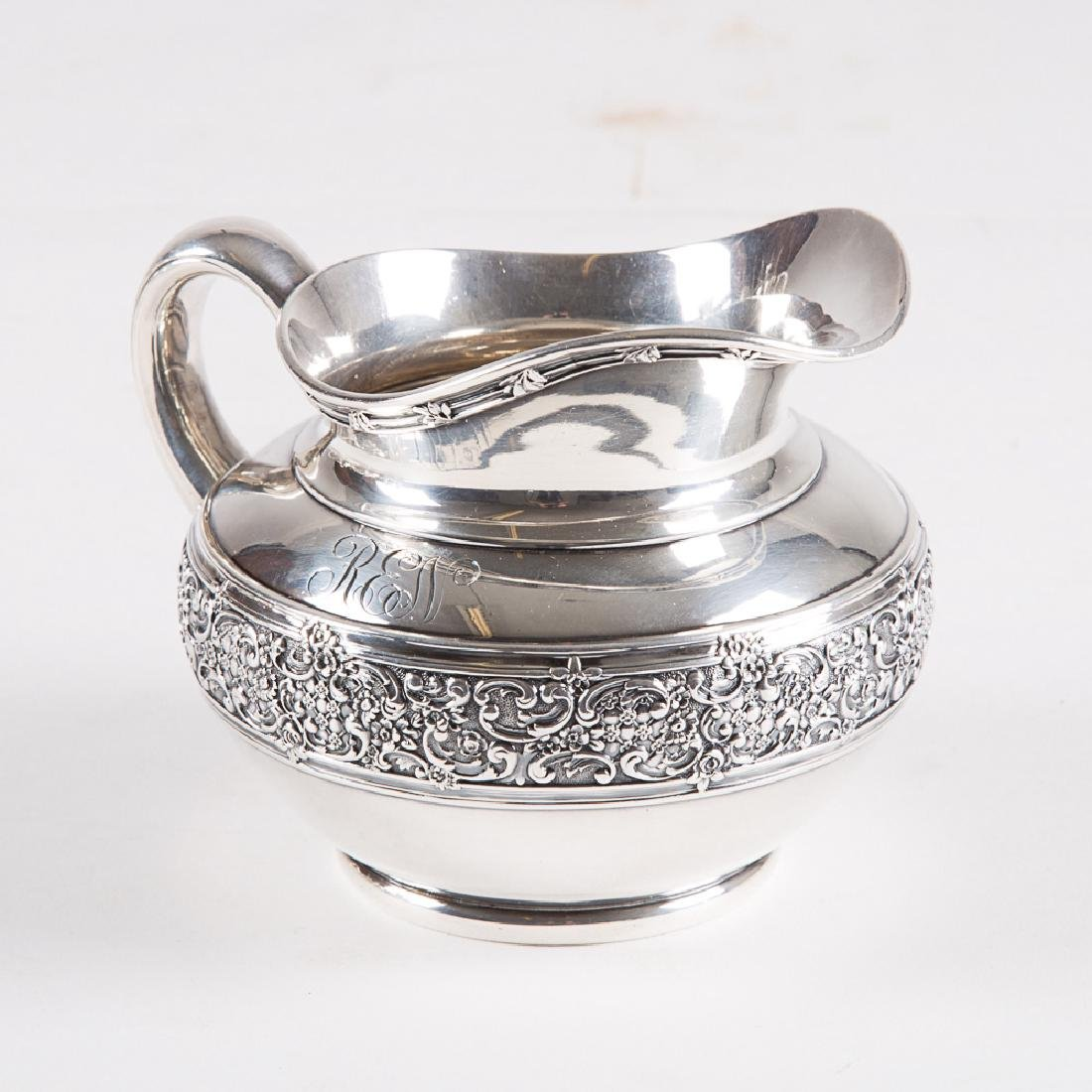A Tiffany & Company Sterling Silver Seven Piece Coffee - 5