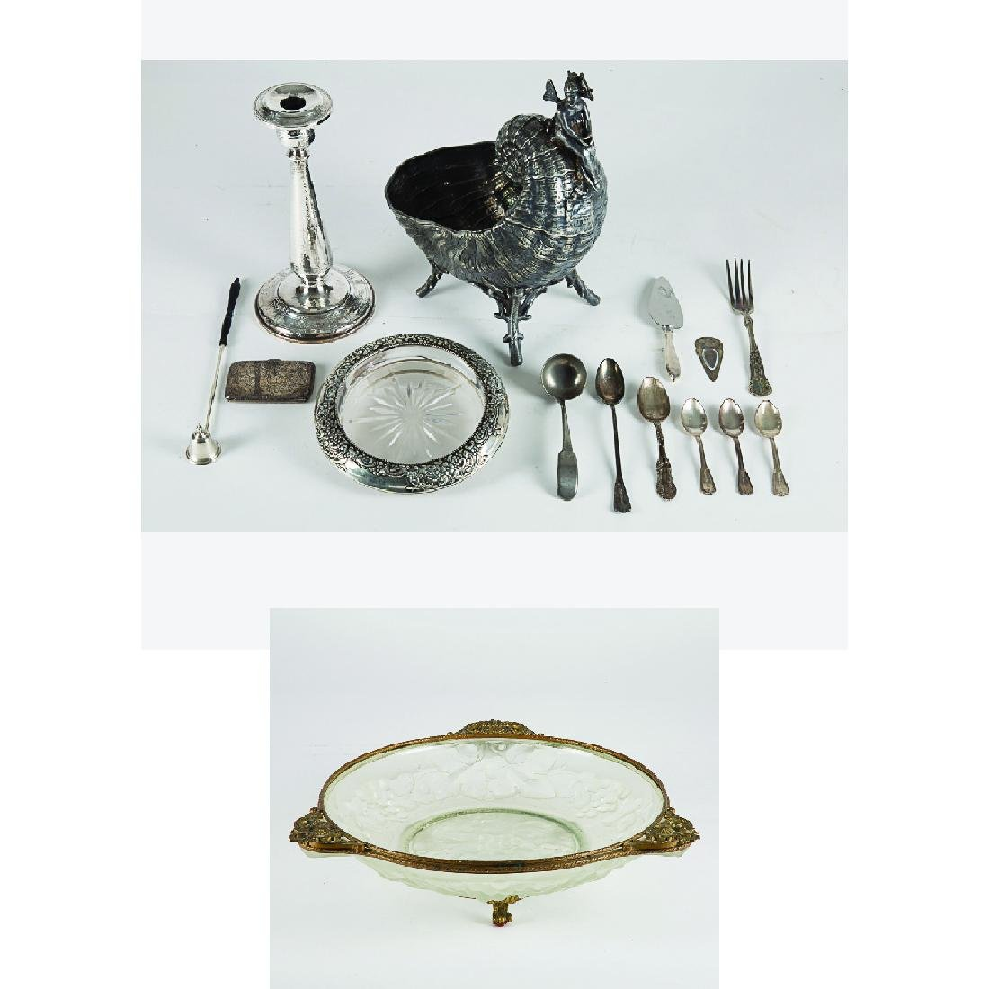 A Miscellaneous Collection of Sterling Silver, Silver