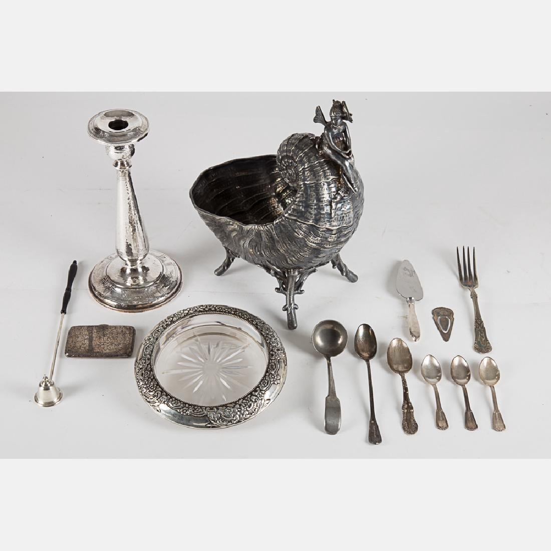 A Miscellaneous Collection of Sterling Silver, Silver - 2