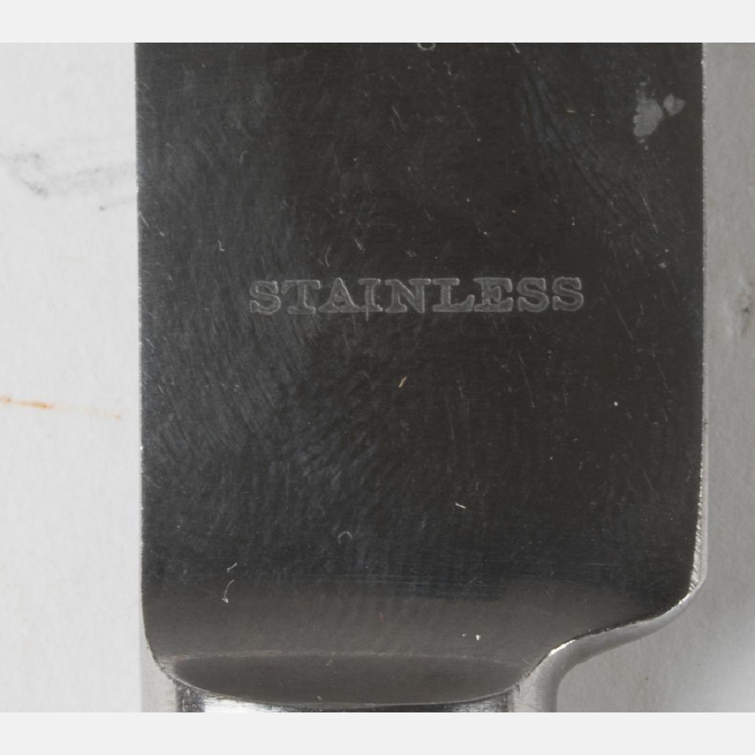 A Sterling Silver Gorham and International Flatware - 7