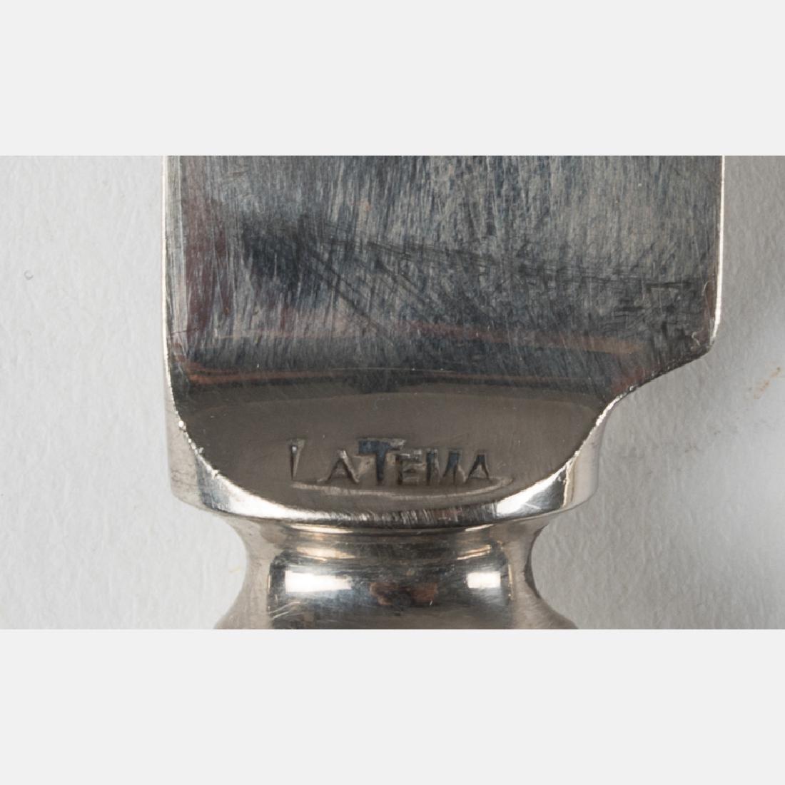 A Sterling Silver Gorham and International Flatware - 8
