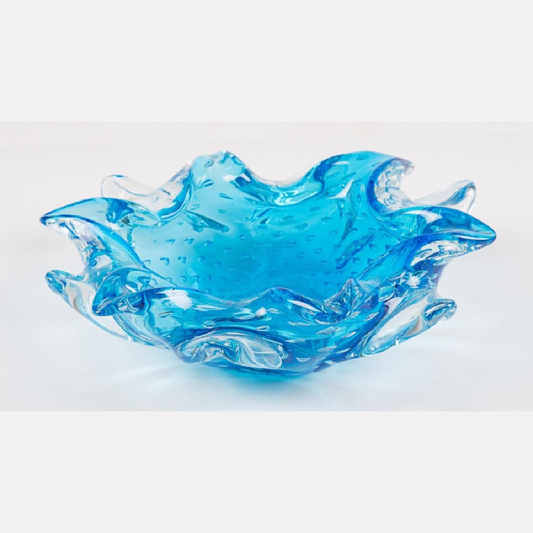 A Miscellaneous Collection of Five Murano Glass - 6