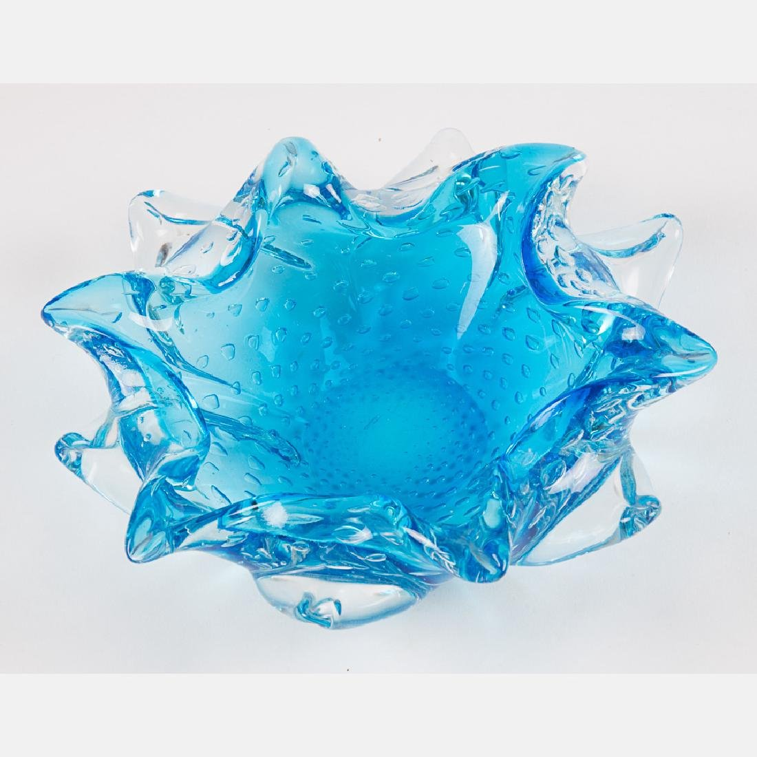 A Miscellaneous Collection of Five Murano Glass - 7