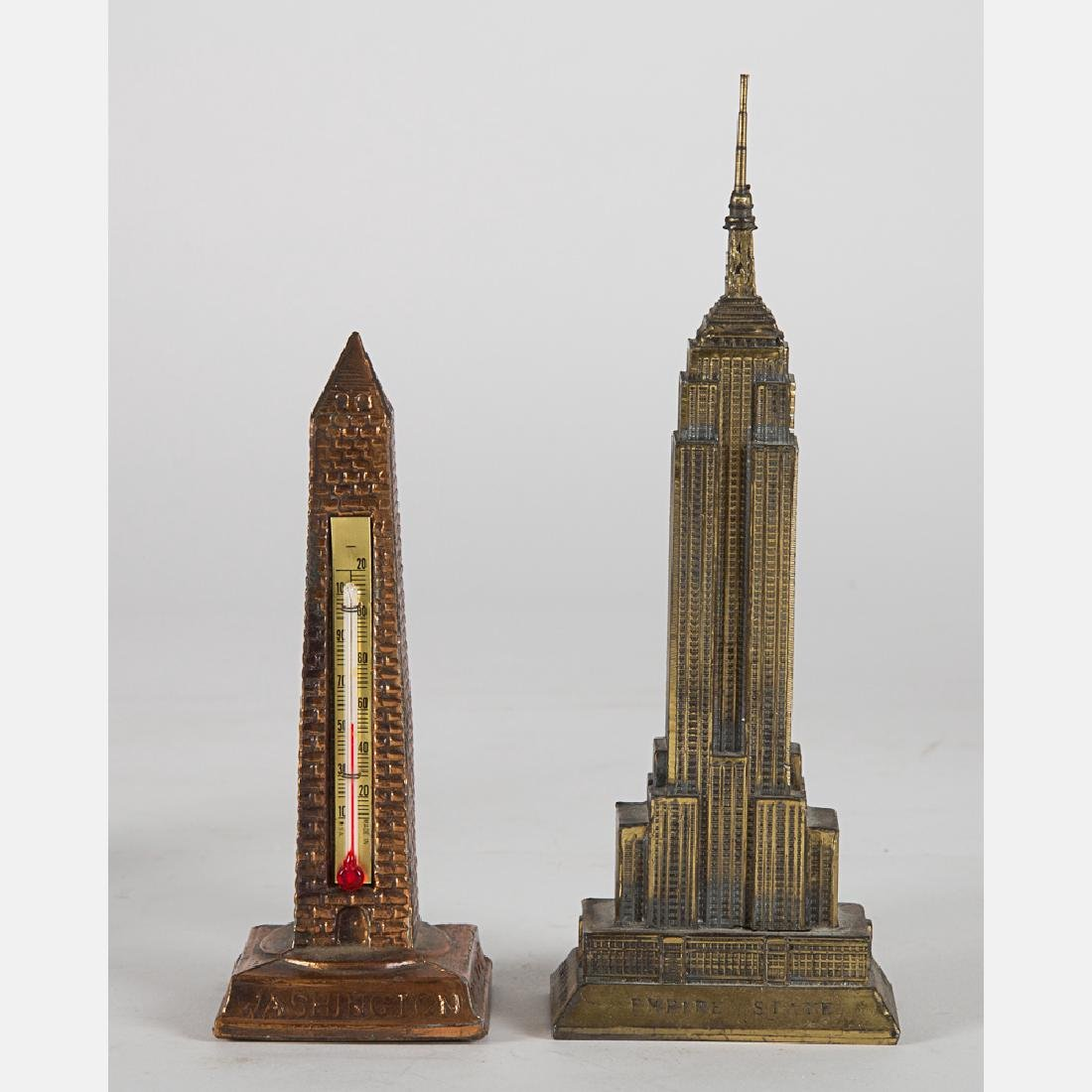 A Miscellaneous Collection of American Themed New York - 9