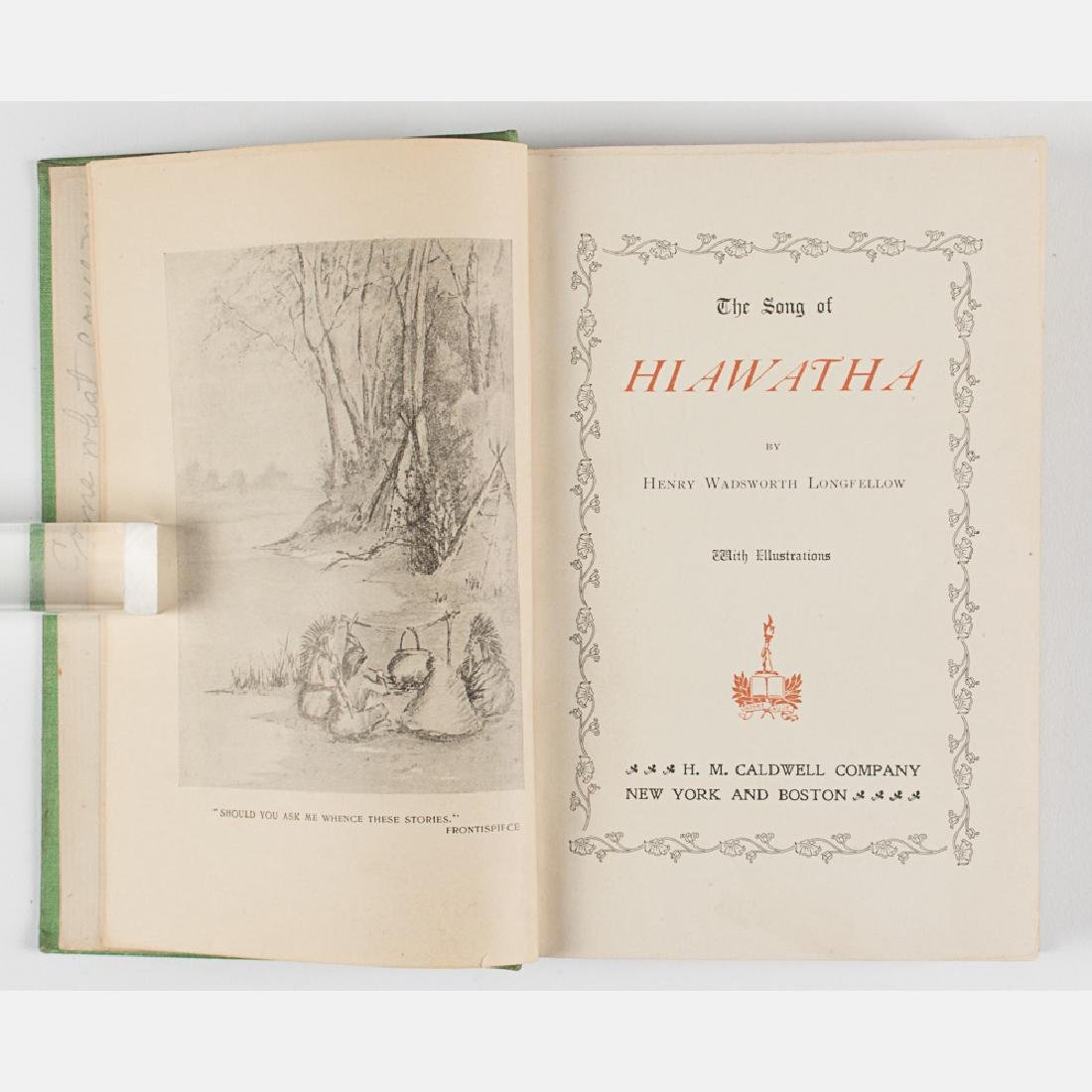 A Group of Three Decorative Books by Various Authors, - 5