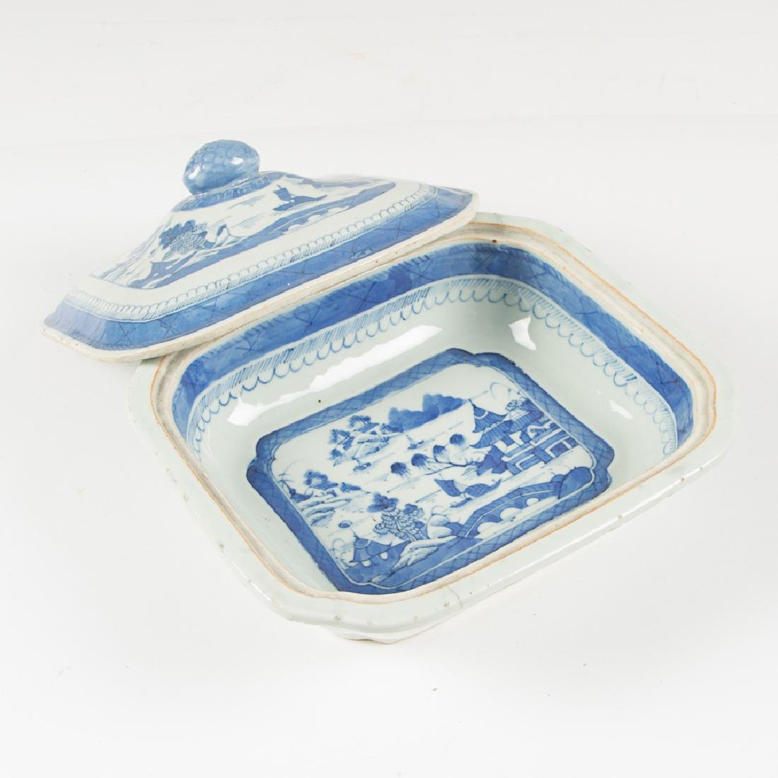 A Miscellaneous Collection of Chinese Blue and White - 4