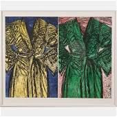 Jim Dine (b. 1935) The Kindergarten Robe, 1983,